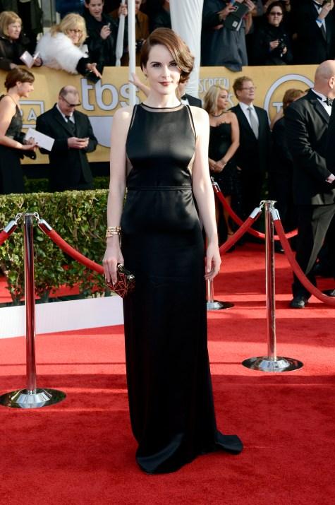 Michelle Dockery Screen Actors Guild Awards 2013