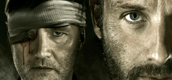 The Walking Dead Season 3.5 TV show poster