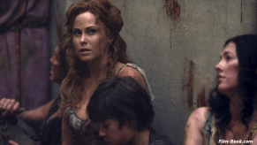 Anna Hutchison Spartacus War of the Damned Men of Honor