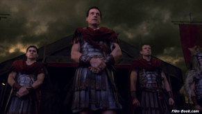 Christian Antidormi Simon Merrells Spartacus War of the Damned Decimation