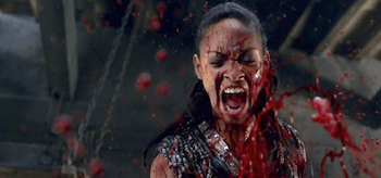 Cynthia Addai-Robinson Spartacus War of the Damned Men of Honor