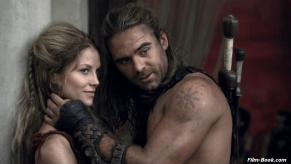 Ellen Hollman Dustin Clare Spartacus War of the Damned Men of Honor