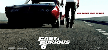 Fast and Furious Teaser Poster