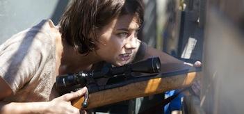 Lauren Cohan The Walking Dead I Ain't a Judas