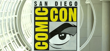 San Diego Comic-Con International Banner