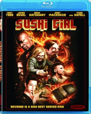 Sushi Girl Bluray