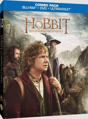 The Hobbit An Unexpected Journey Bluray