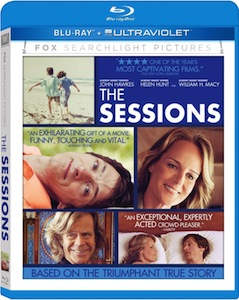 The Sessions Bluray