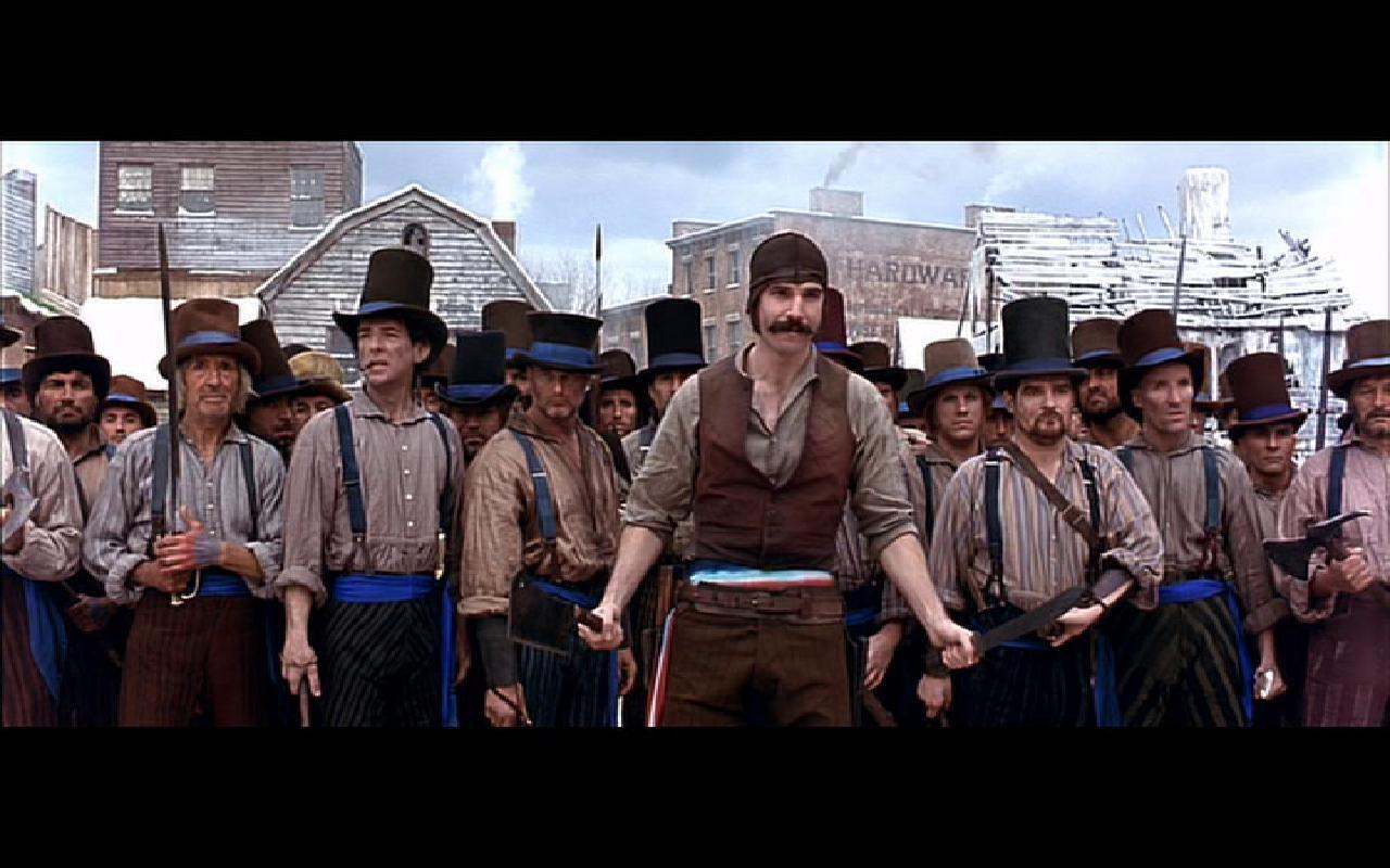 Gangs Of New York Martin Scorsese And Miramax Developing