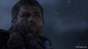 Liam McIntyre Spartacus War of the Damned Mors Indecepta