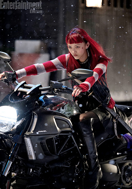 Rila Fukushima The Wolverine