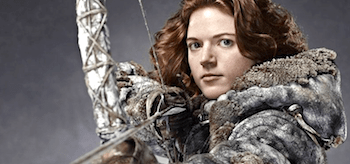Rose Leslie Ygritte Game of Thrones Entertainment Weekly