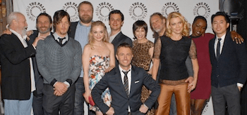 The Walking Dead Cast Paleyfest 2013