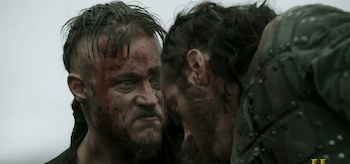 Travis Fimmel Vikings Rites of Passage