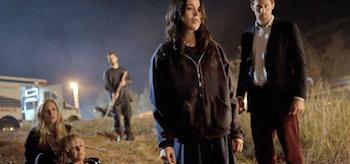 Alexander Skarsgard Ellen Page The East