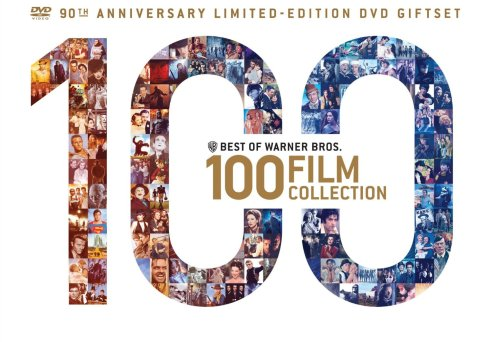 Best of Warner Bros 100 Film Collection DVD