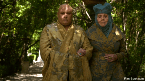 Conleth Hill Diana Rigg Game of Thrones And Now His Watch Is Ended