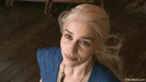 Emilia Clarke Game of Thrones Valar Dohaeris