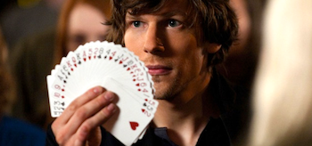 Jesse Eisenberg Now You See Me