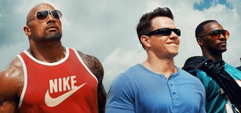 Mark Wahlberg Dwayne Johnson Anthony Mackie Pain and Gain