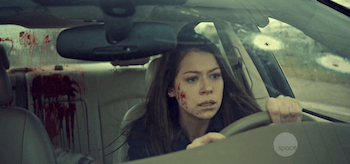 Tatiana Maslany Orphan Black Natural Selection