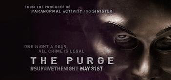The Purge Quad Movie Poster
