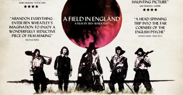 A Field in England Quad Movie Poster
