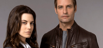 Meghan Ory Josh Holloway Intelligence