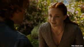 Sophie Turner Game of Thrones Mhysa