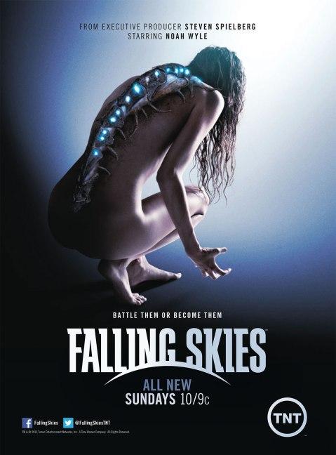Falling Skies Season 3 TV Poster