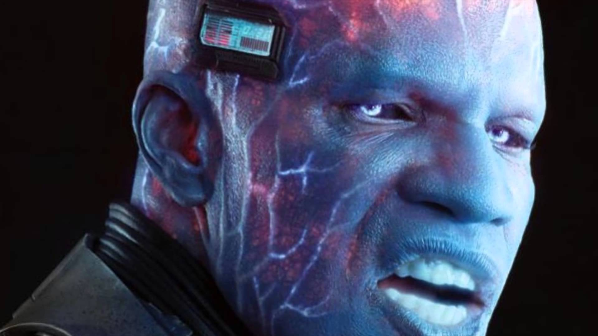 AMAZING SPIDER-MAN 2 (2014): Electro (Jamie Foxx) in ... | 1920 x 1080 jpeg 105kB