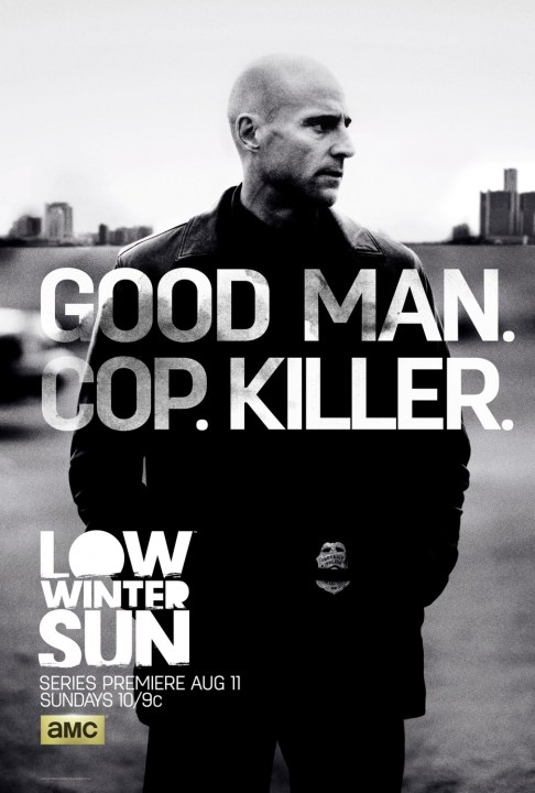 Low Winter Sun TV show poster