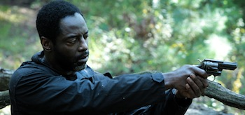Isaiah Washington Blue Caprice