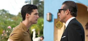 Jeffrey Dean Morgan Steven Strait Magic City The Sins of the Father