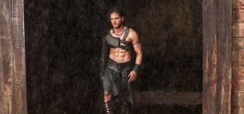 Kit Harrington Pompeii