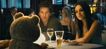 Mark Wahlberg Mila Kunis Ted