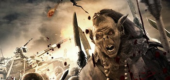 Orc Wars Movie Poster