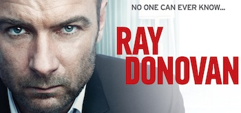 Ray Donovan TV Show Poster
