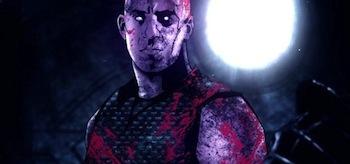 Riddick Blindsided Motion Comic Book