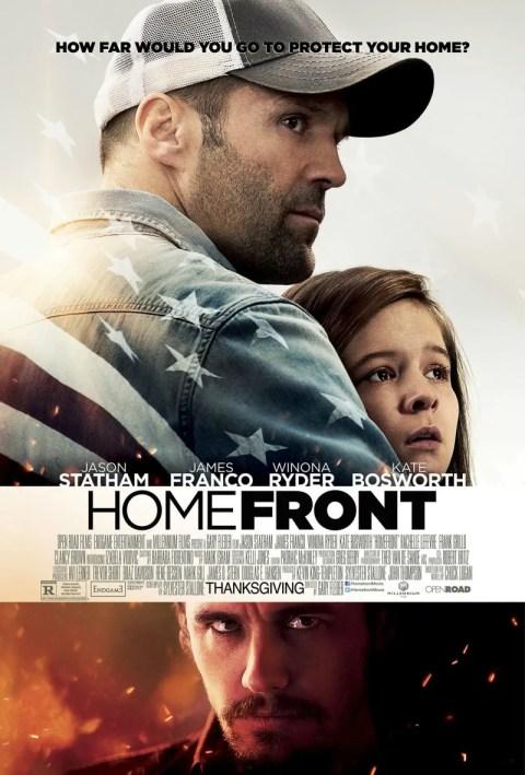 Homefront 2013 Movie Poster
