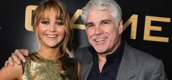 Jennifer Lawrence Gary Ross The Hunger Games Premiere