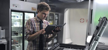 Iain De Caestecker Agents of Shield