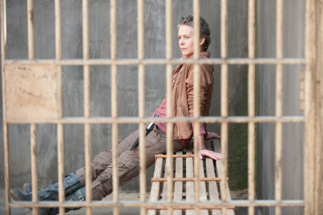 Melissa Suzanne McBride The Walking Dead Isolation