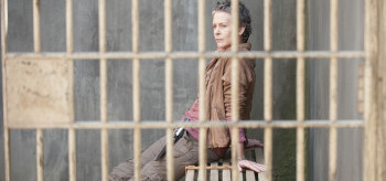 Melissa McBride The Walking Dead Isolation