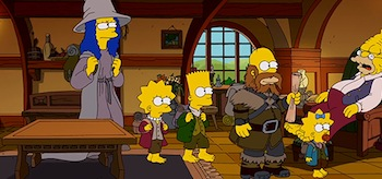 The Simpsons The Hobbit 4 Regrettings and A Funeral