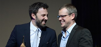 Ben Affleck Matt Damon