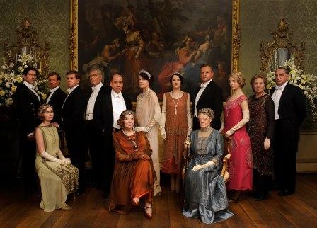 Downton Abbey Season 4 Christmas Special