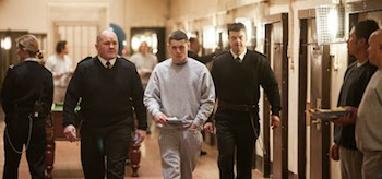 Jack O'Connell Starred Up