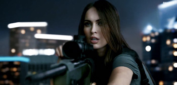 Megan Fox Call of Duty Ghosts