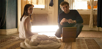 Sam Claflin Olivia Cooke The Quiet Ones